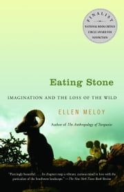 Eating Stone - Imagination and the Loss of the Wild ebook by Ellen Meloy