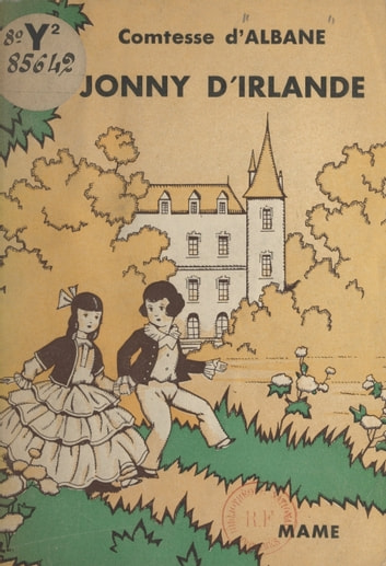Jonny d'Irlande ebook by Albane