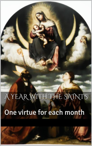A Year with the Saints ebook by AA. VV.