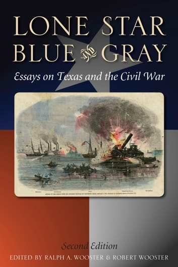Lone Star Blue and Gray - Essays on Texas and the Civil War ebook by