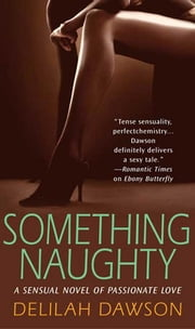 Something Naughty ebook by Delilah Dawson