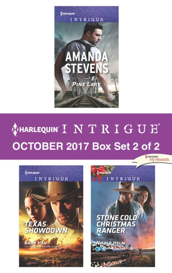 Harlequin Intrigue October 2017 - Box Set 2 of 2 - An Anthology ebook by Amanda Stevens,Barb Han,Nicole Helm