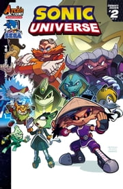 Sonic Universe #84 ebook by Ian Flynn,Jamal Peppers,Jack Morelli