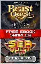 Beast Quest and Sea Quest ebook by Adam Blade