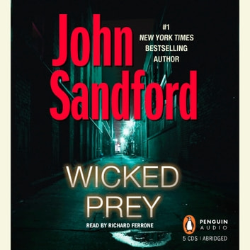 Wicked Prey livre audio by John Sandford