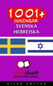 1001+ övningar svenska - hebreiska ebook by Gilad Soffer