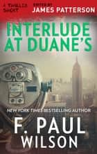 Interlude at Duane's ebook by F. Paul Wilson