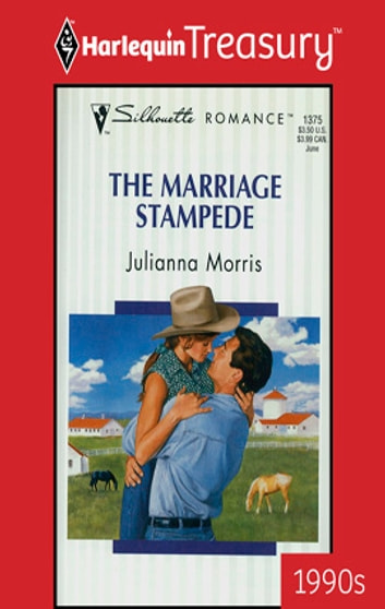 The Marriage Stampede ebook by Julianna Morris