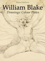 William Blake Drawings: Colour Plates ebook by Maria Peitcheva