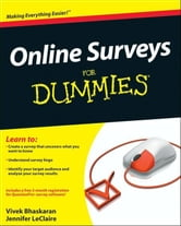 Online Surveys For Dummies ebook by Vivek Bhaskaran,Jennifer LeClaire