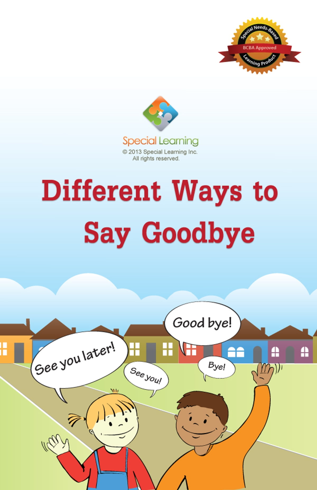 how to say bye in different ways