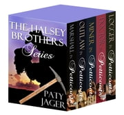 Halsey Brothers Series ebook by Paty Jager