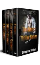 The Games Thriller Series ebook by