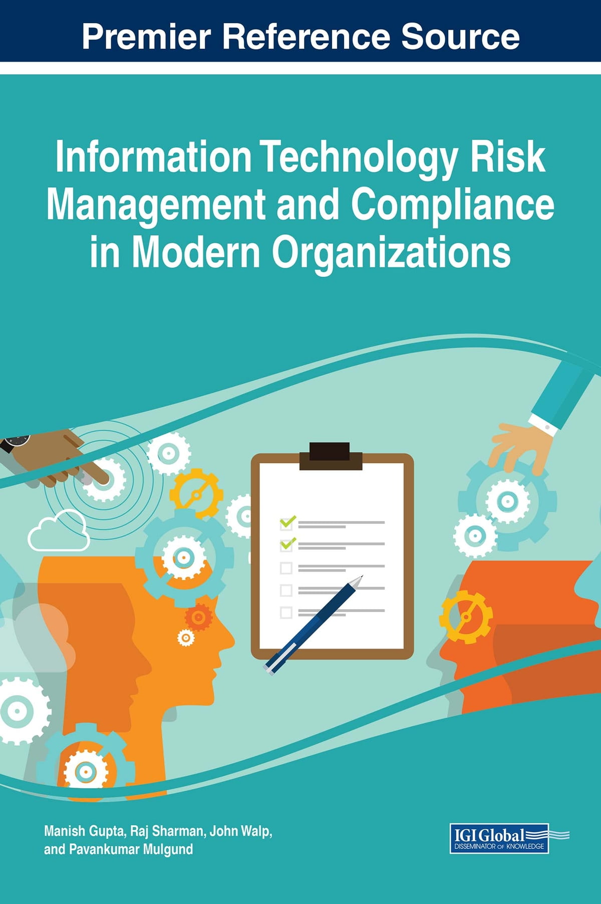 Technology Management Image: Information Technology Risk Management And Compliance In