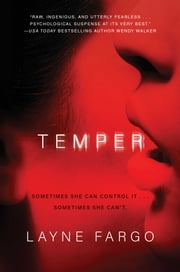 Temper ebook by Layne Fargo
