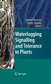 Waterlogging Signalling and Tolerance in Plants ebook by Stefano Mancuso,Sergey Shabala