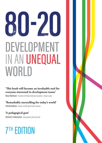 80:20 - Development in an Unequal World ebook by