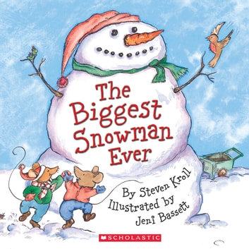 The Biggest, Best Snowman audiobook by Margery Cuyler