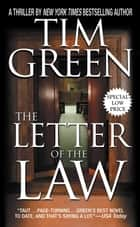 The Letter of the Law ebook by Tim Green