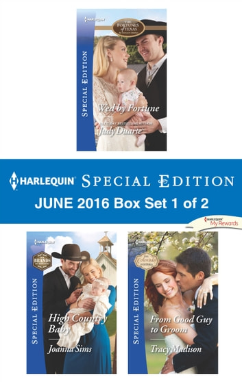 Harlequin Special Edition September 2015 - Box Set 1 of 2 - An Officer and a Maverick\Destined to be a Dad\Coming Home to a Cowboy ebook by Teresa Southwick,Christyne Butler,Sheri WhiteFeather