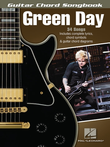 Green Day - Guitar Chord Songbook eBook by Green Day - 9781480347434 ...