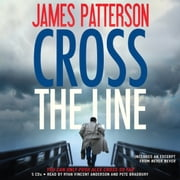 Cross the Line audiobook by James Patterson