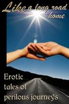 Like a Long Road Home - Erotic Tales of Perilous Journeys ebook by Cecilia Tan, L. A. Mistral, Vinnie Tesla
