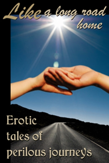 Like a Long Road Home - Erotic Tales of Perilous Journeys ebook by Cecilia Tan,L. A. Mistral,Vinnie Tesla
