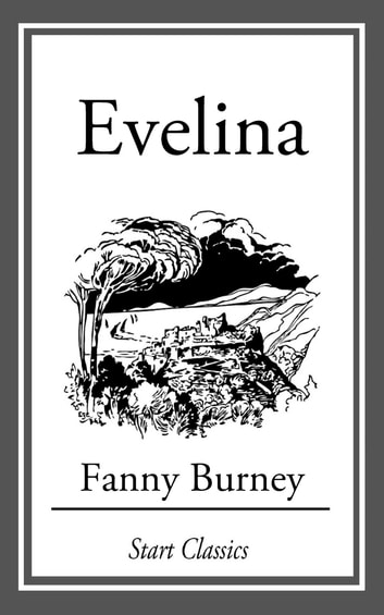 Evelina ebook by Fanny Burney
