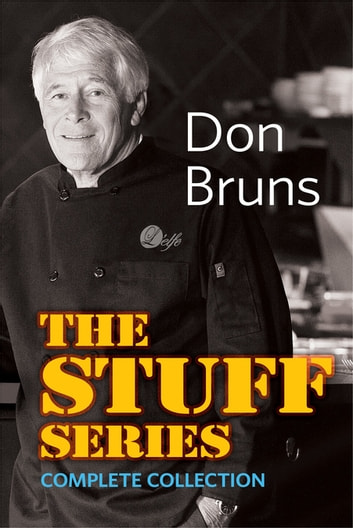 The Stuff Series Collection ebook by Don Bruns