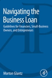 Navigating the Business Loan - Guidelines for Financiers, Small-Business Owners, and Entrepreneurs ebook by Morton Glantz