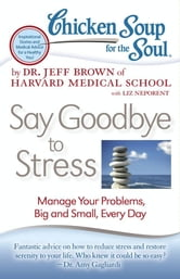 Chicken Soup for the Soul: Say Goodbye to Stress - Manage Your Problems, Big and Small, Every Day ebook by Dr. Jeff Brown