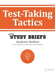 Test-Taking Tactics ebook by Little Green Apples Publishing, LLC ™