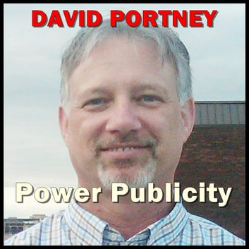 Power Publicity audiobook by David R. Portney