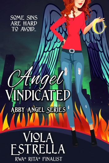 Angel Vindicated ebook by Viola Estrella