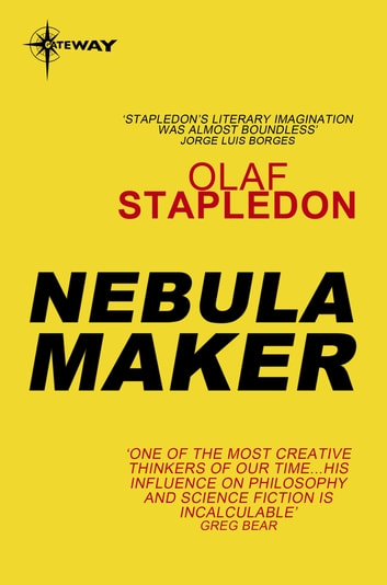 Nebula Maker ebook by Olaf Stapledon