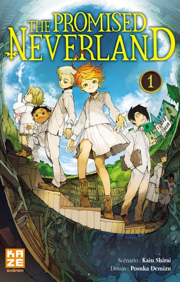The Promised Neverland T01 ebook by Kaiu Shirai,Posuka Demizu