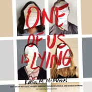 One of Us Is Lying audiobook by Karen M. McManus