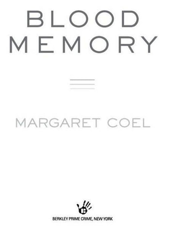 Blood Memory ebook by Margaret Coel