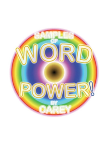 Samples of Word Power! ebook by Carey