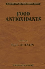 Food Antioxidants ebook by B. J. Hudson