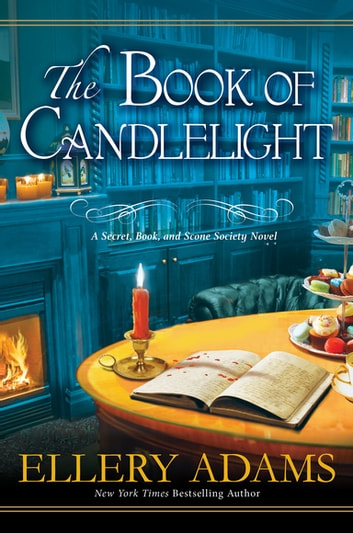 The Book of Candlelight ebook by Ellery Adams