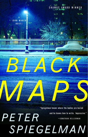Black Maps ebook by Peter Spiegelman