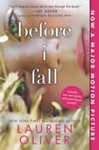 Before I Fall ebook by Lauren Oliver