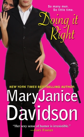 Doing It Right ebook by MaryJanice Davidson