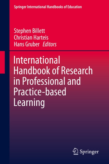 International Handbook Of Research In Professional And Practice