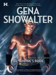 The Vampire's Bride ebook by Gena Showalter