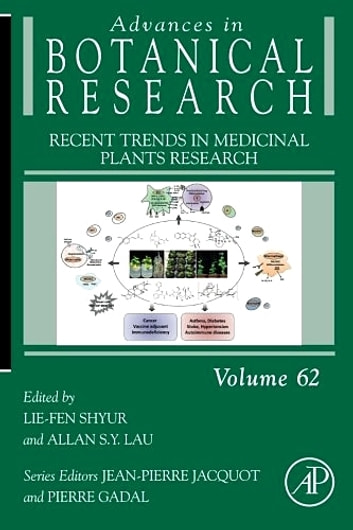 Recent Trends in Medicinal Plants Research ebook by Lie-Fen Shyur