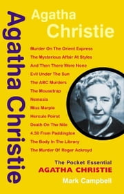 Agatha Christie ebook by Mark Campbell