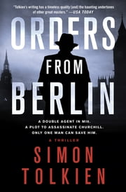 Orders from Berlin ebook by Simon Tolkien